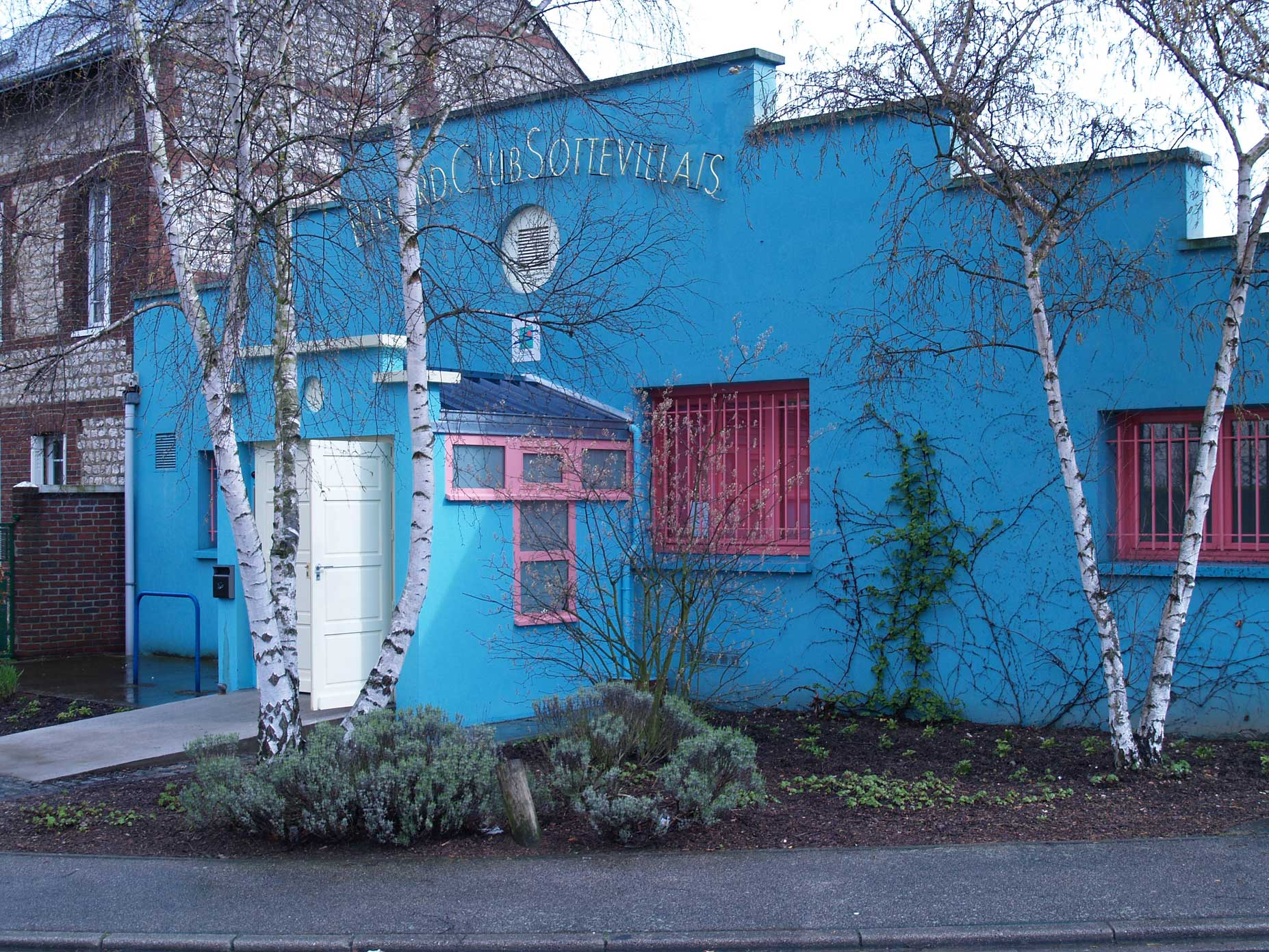 Le Billard Club Sottevillais a trouvé place dans une ancienne chemiserie en 1993