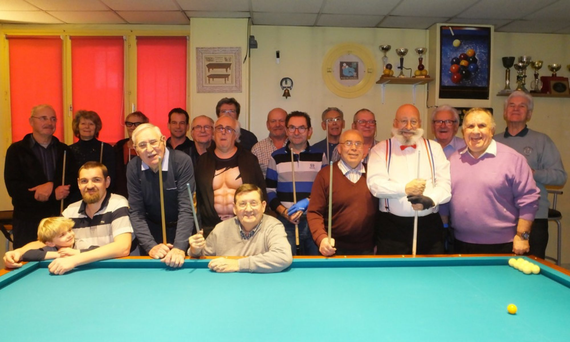 Billard Club Sottevillais